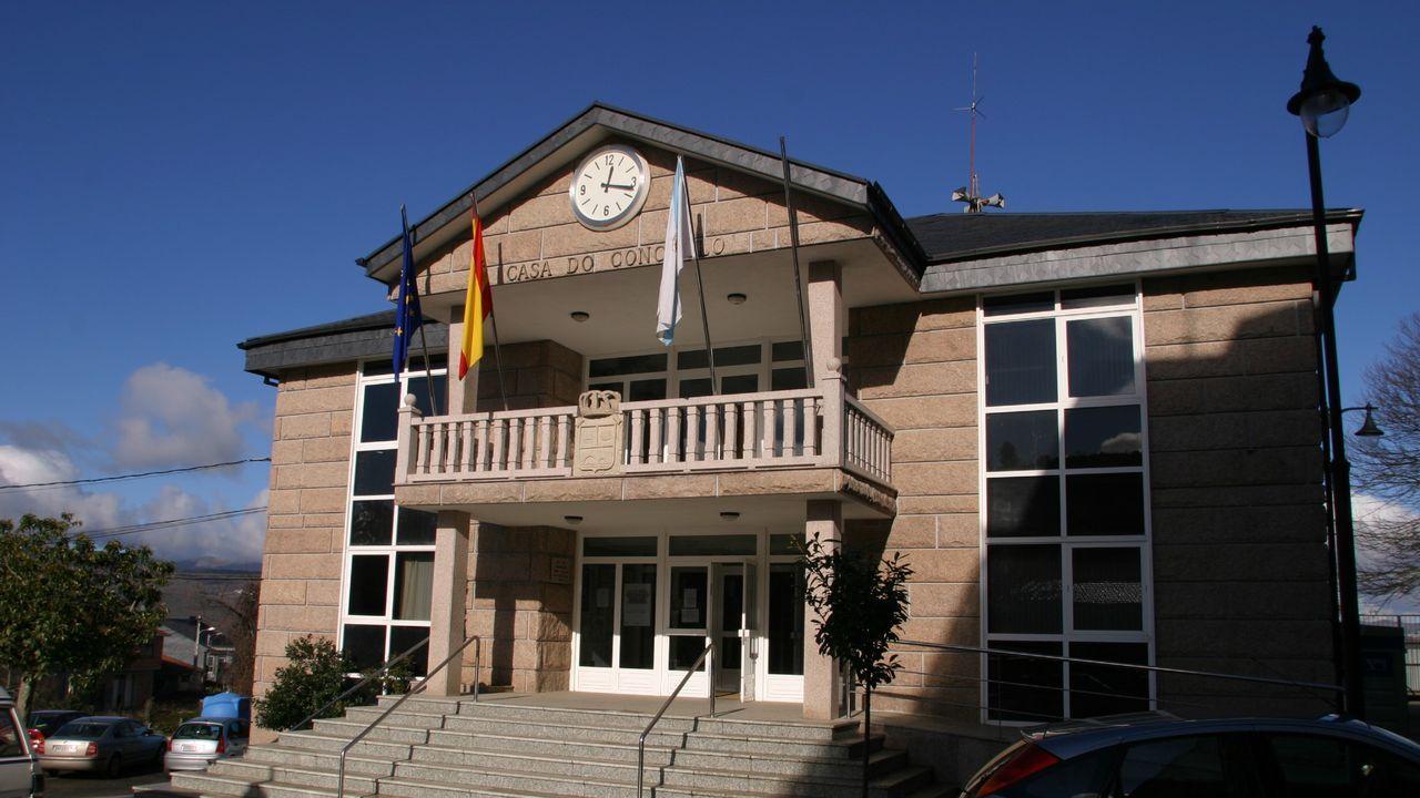 Centro intergeneracional de Arteixo, que alberga una residencia de mayores, un centro de día y una escuela infantil