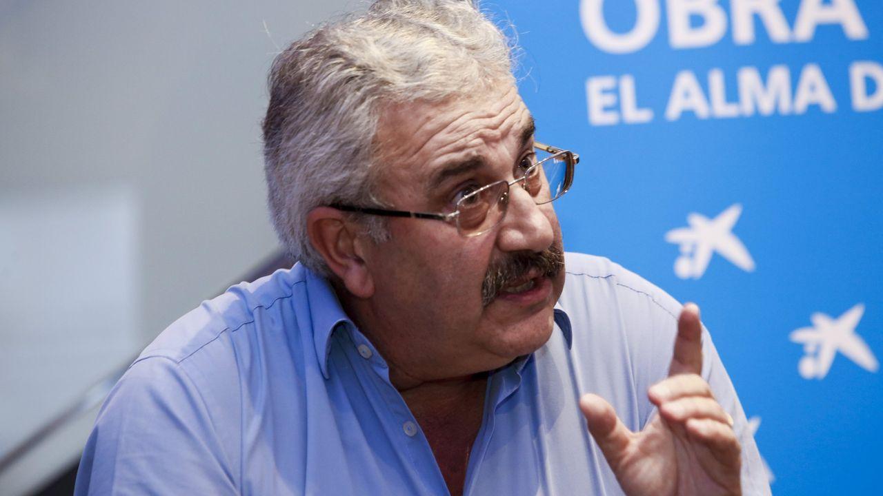 El presidente del Principado, Adrián Barbón, clausura el congreso de directivas y empresarias celebrado en Oviedo