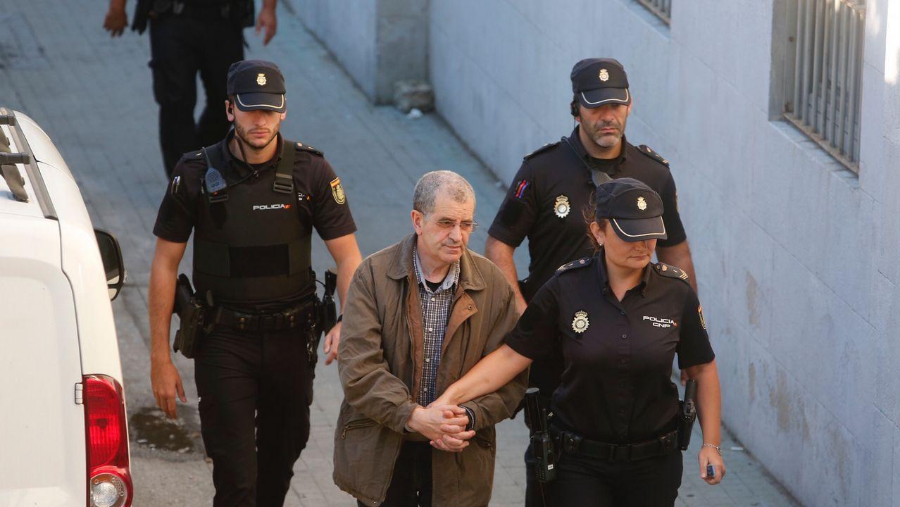 El líder de los Miguelianos: «Soy inocente»