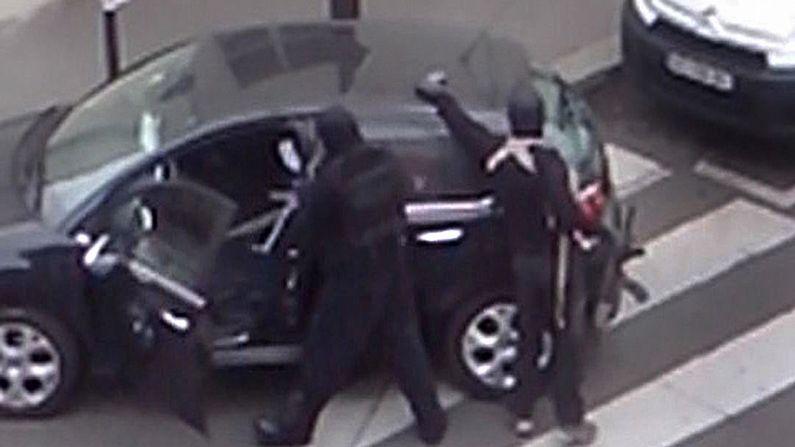 Imágenes del ataque a «Charlie Hebdo»