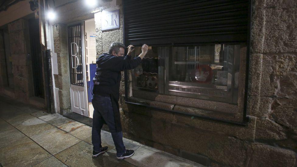La mayoría de los negocios de hostelería llevan nueve días cerrados
