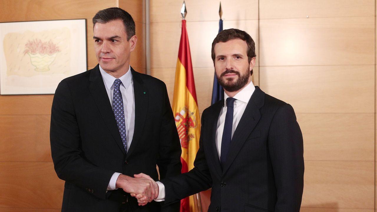 Partido Popular y Ciudadanos insisten en que no facilitarán un Gobierno con Podemos.Marta Vilalta, portavoz y secretaria general adjunta de ERC