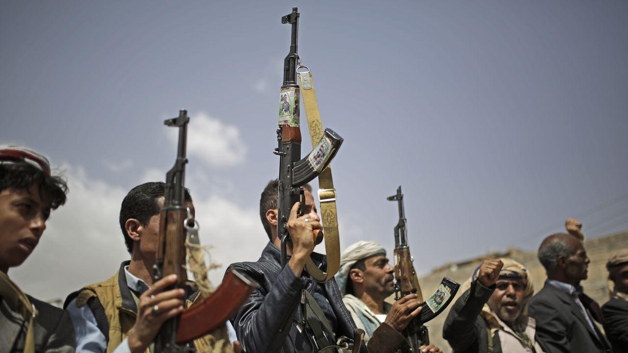 Las milicías hutíes de Yemen reivindicaron el ataque
