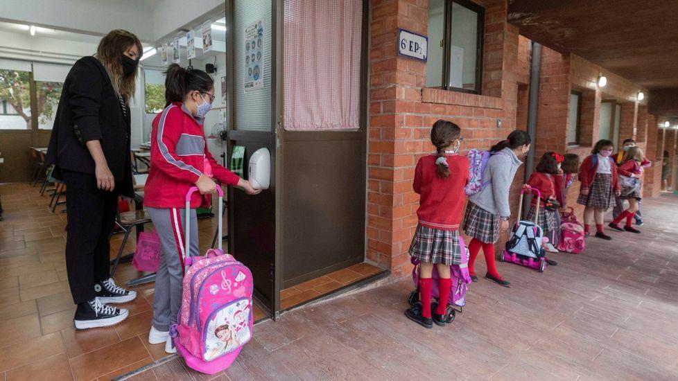 Uno de cada cuatro alumnos españoles está escolarizado en un centro concertado