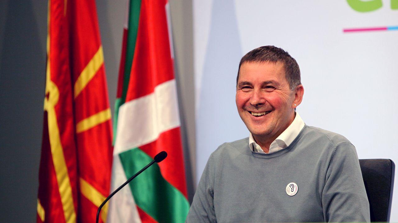Nicolás Redondo Terreros, en una imagen de archivo