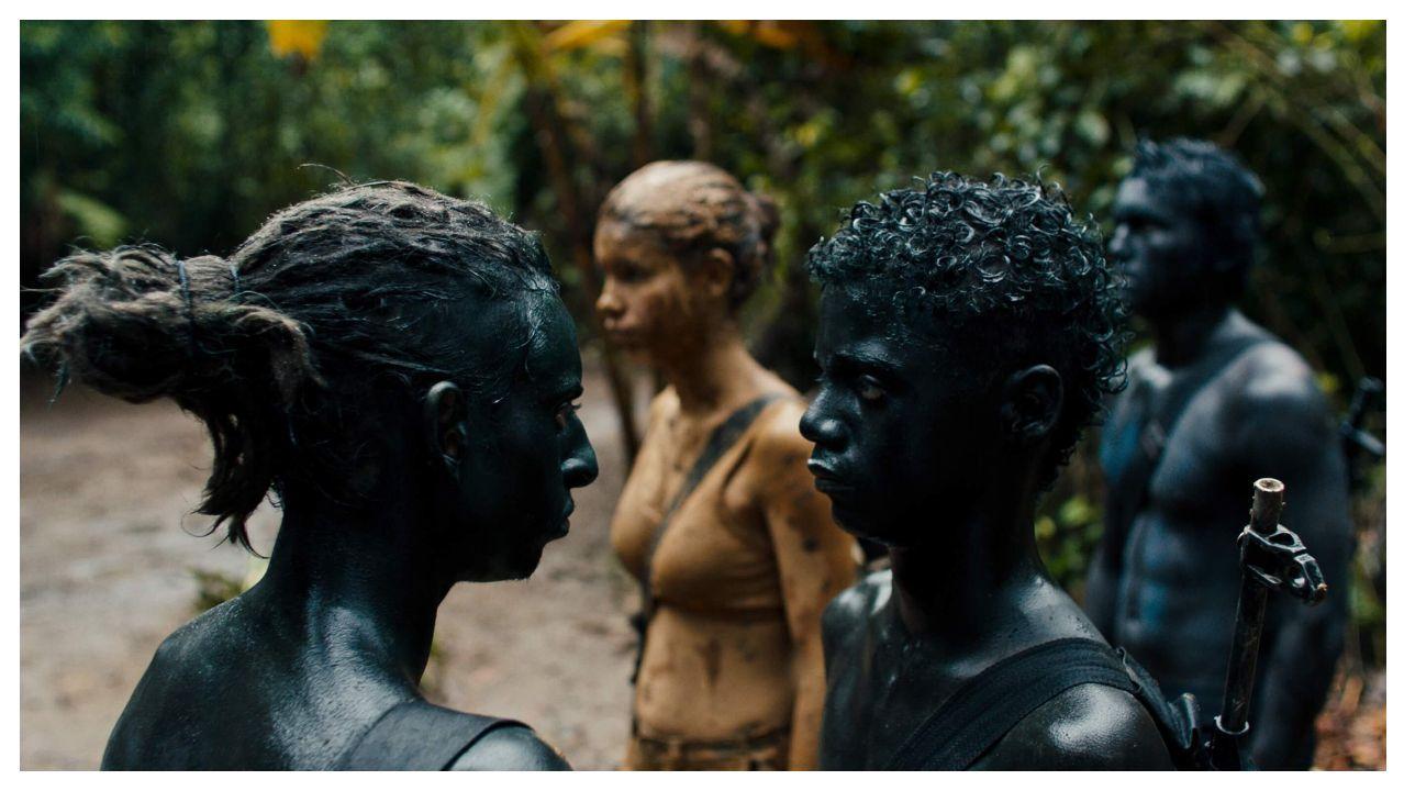 Fotograma del filme «Monos», que viaja al corazón más violento de la guerrilla colombiana