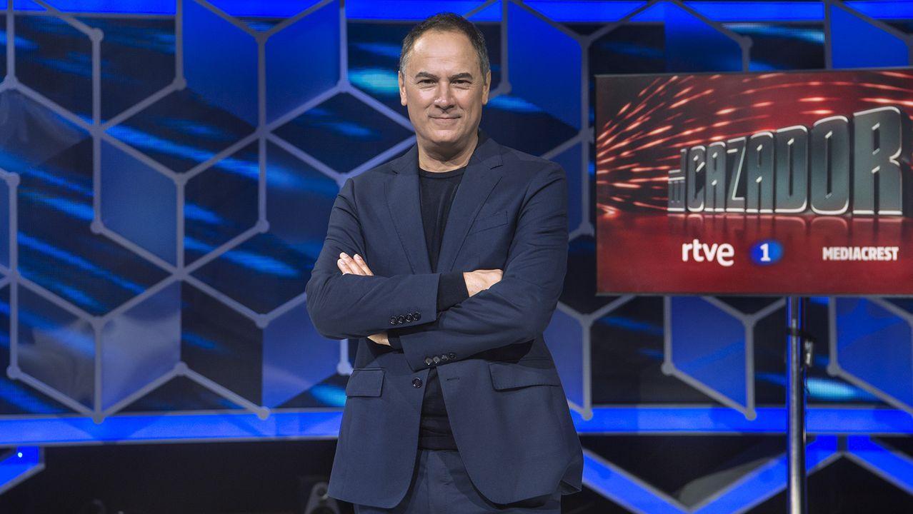 Entrevista a María Galiana en «La Resistencia».Alonso, que ganó una fortuna en «¡Boom!», llega ahora a La 1