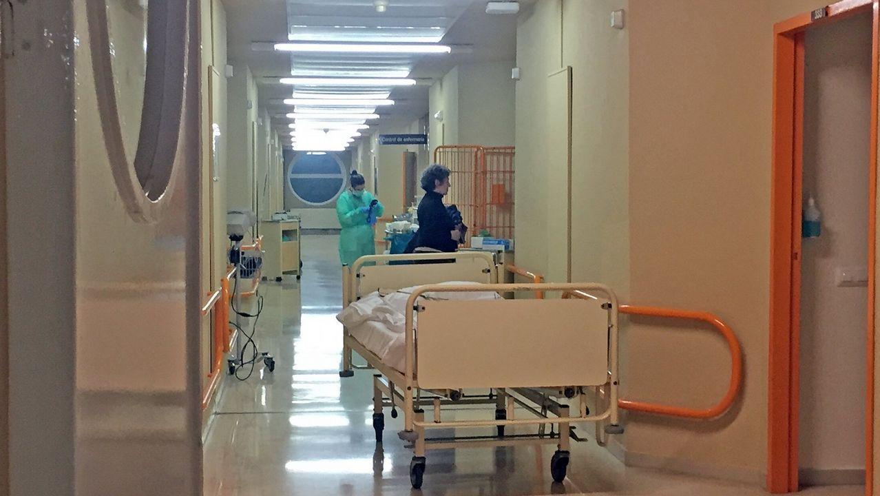 Tratamiento de cáncer de piel en el hospital de Barbanza