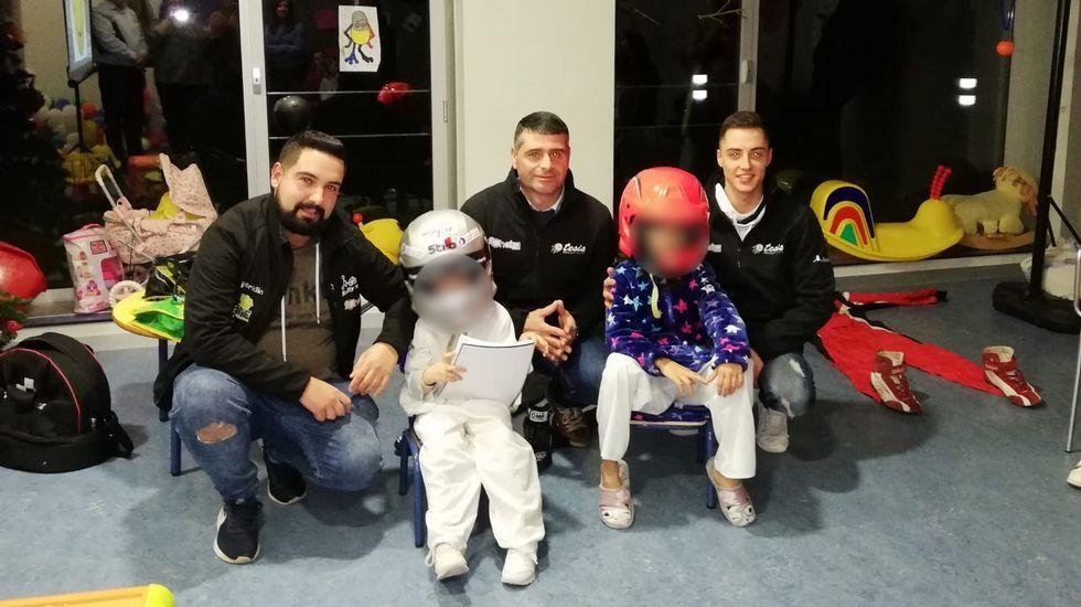 Súper «xeada» en Lugo