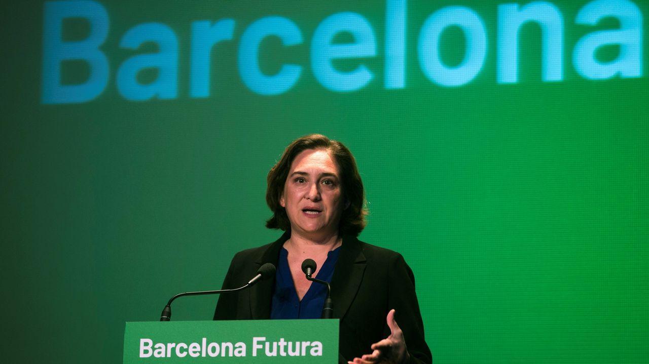 La consejera de Presidencia de la Generalitat de Cataluña, Meritxell Budó, comparece tras la reunión del Consejo Ejecutivo