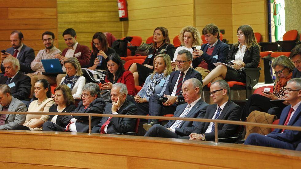 Toma de posesion del Gobierno de la Xunta