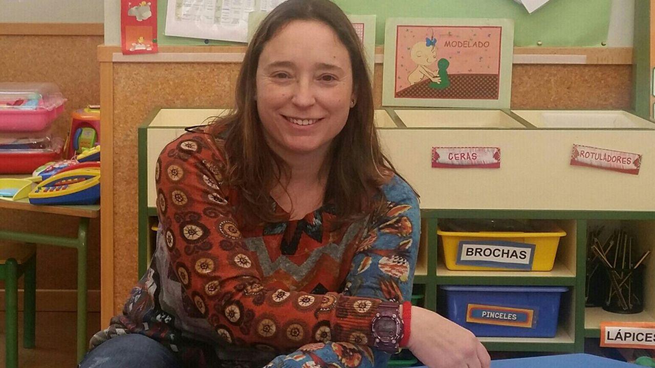 Marta Nonide, médico de emergencias
