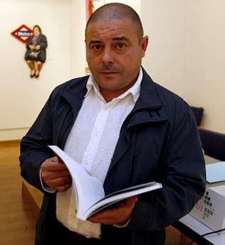 El historiador Emilio Garrido ha publicado un nuevo libro sobre Pablo Iglesias.