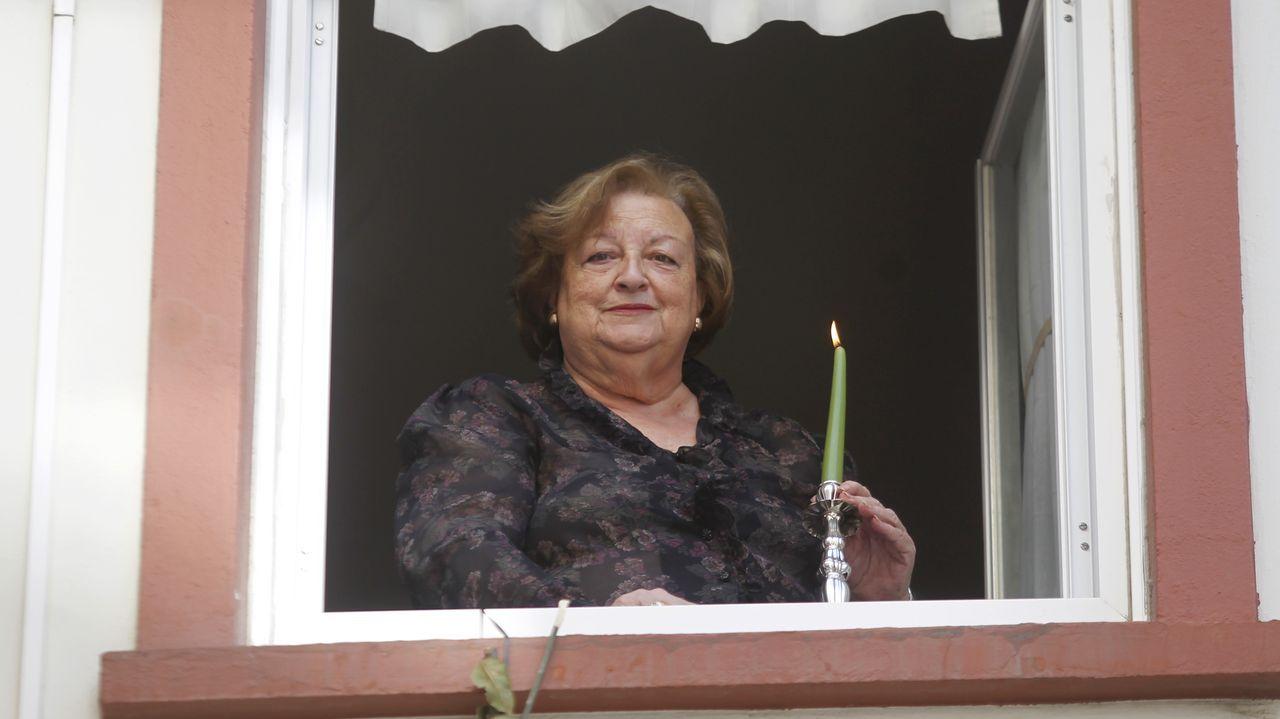 El pleno, presidido por el alcalde, Ángel Mato, se celebró telemáticamente.