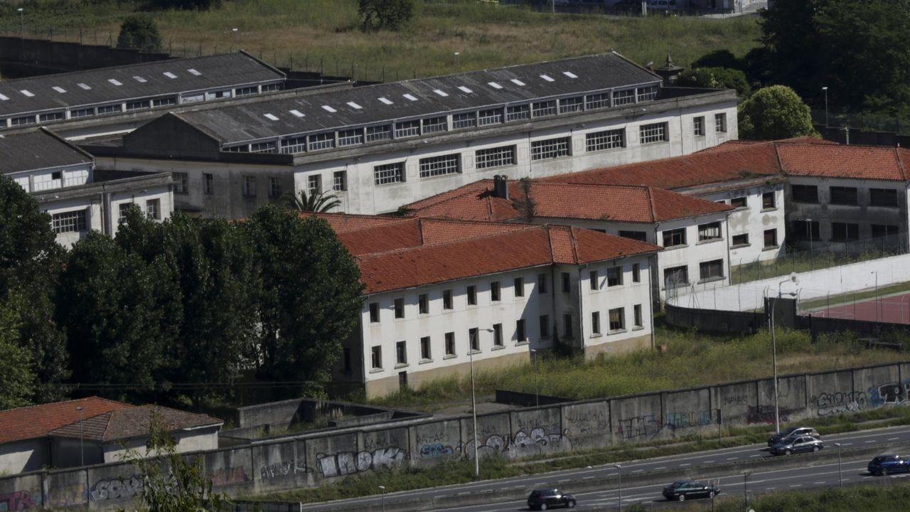«Es una inversión histórica para Galicia».VISTAS DE LA FABRICA DE ARMAS DE A CORUÑA