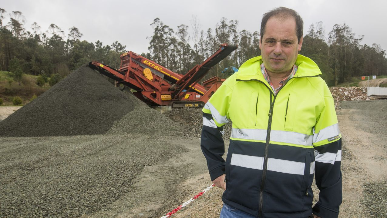 Manuel Pérez es el gerente de Siavi