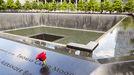 Monumento a la memoria de las victimas del 11S
