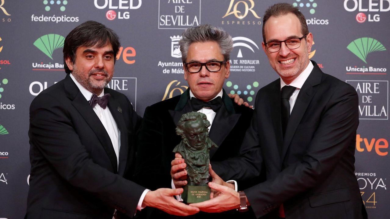 Benedicta Sánchez no solo se ha llevado el Goya, es también Embajadora de su Lugo natal.Wöyza ofrecerá un concierto en el Círculo