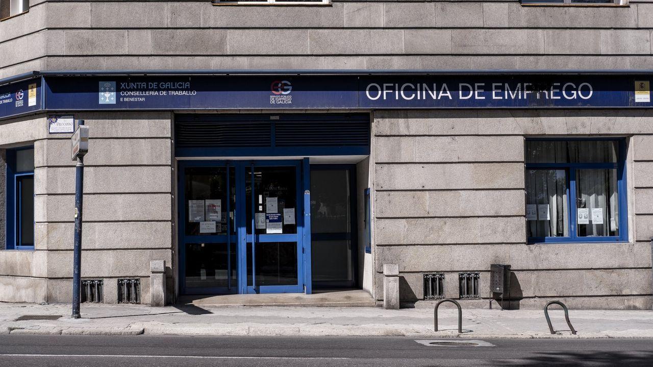 oficina de empleo de Ourense