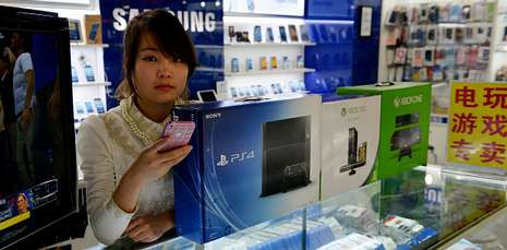 China ha sido uno de los nuevos mercados en incorporarse a las nuevas consolas.