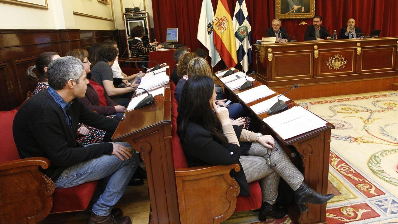 El gobierno estudia la habilitación de una glorieta en la avenida de Compostela, entre otros modificaciones en el tráfico