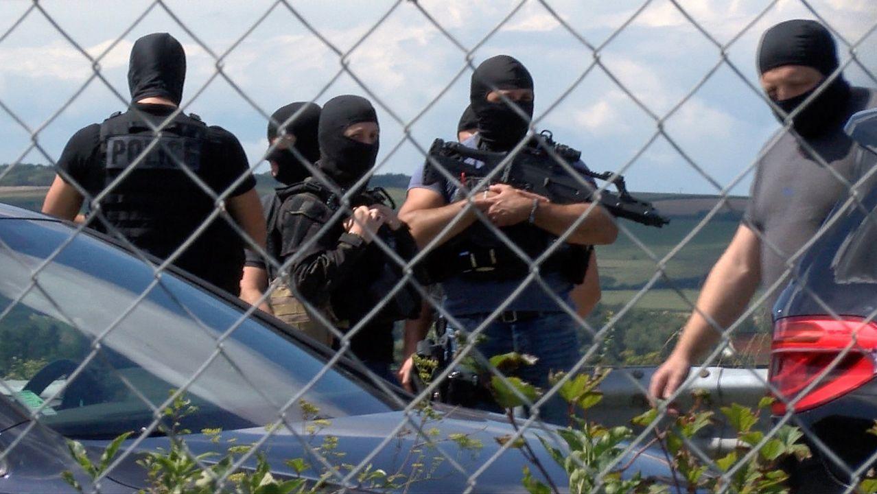 La Policía francesa detiene al sospechoso del atropello intencionado a militares de este miércoles