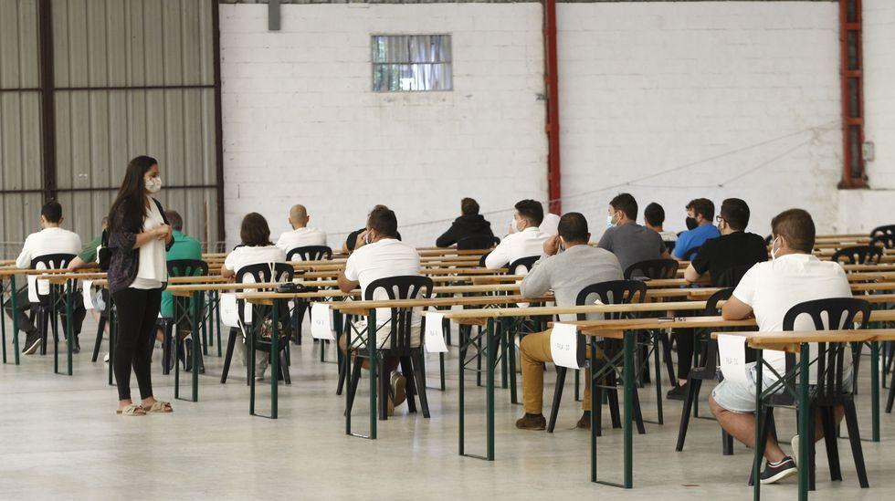 Los exámenes para acceder a las plazas de Navantia, en el verano del 2020
