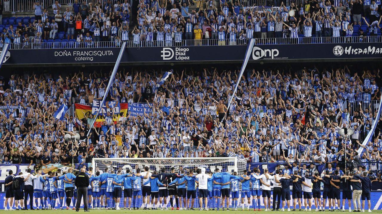 Christian Fernandez Folch David Simon Deportivo Real Oviedo Riazor.«Stranger Things»