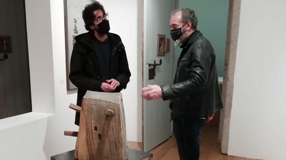 Exposición de Miguel Núñez en O Vello Cárcere