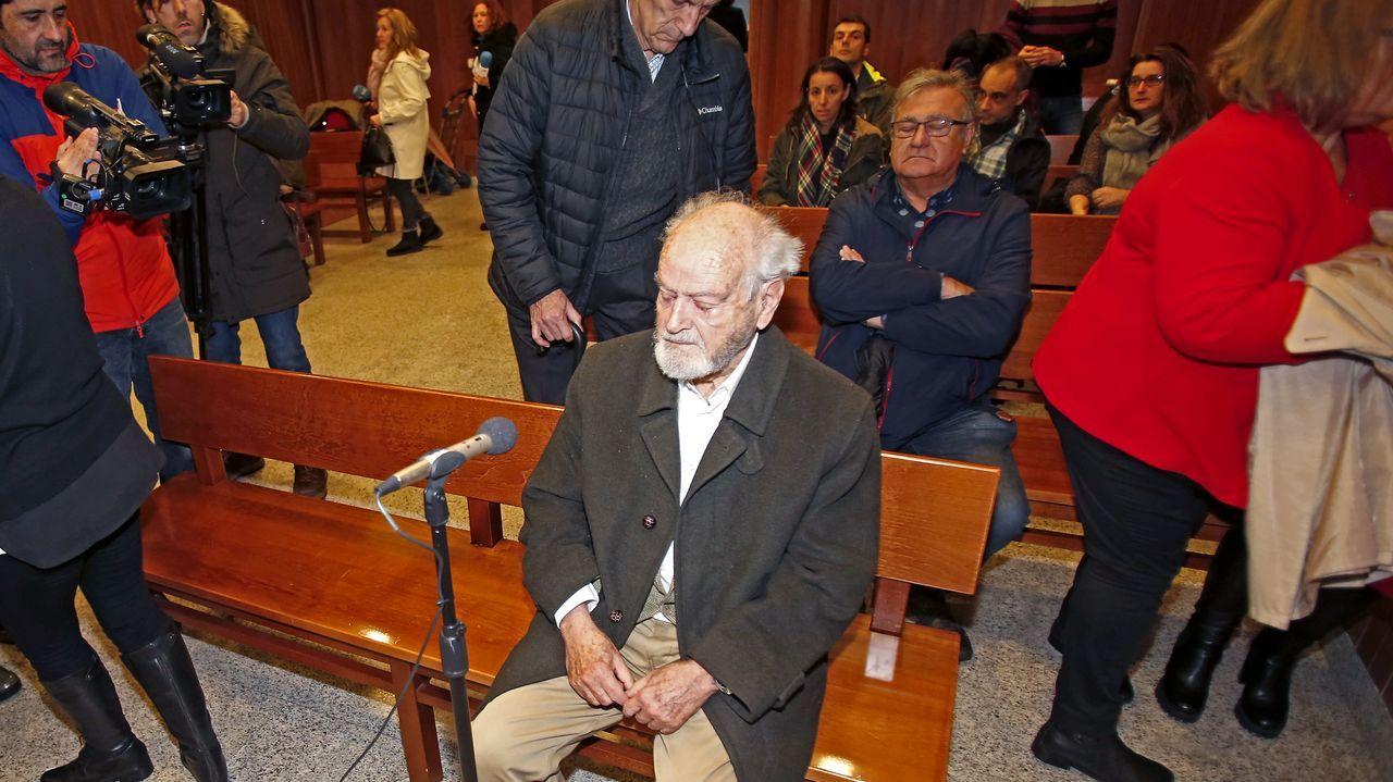 Cinco millones de euros se quedan en Cuntis y Moraña.Celebraciones en el bar Alborada de Moraña