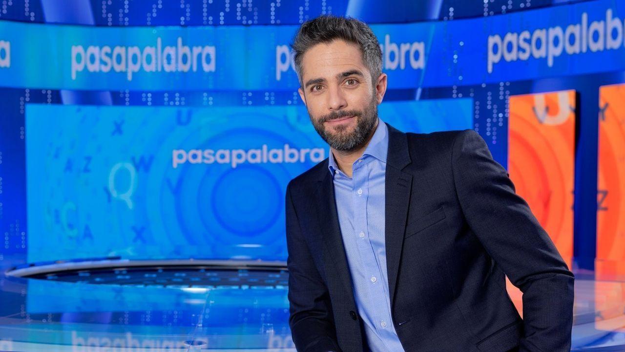 Roberto Leal, presentador de «Pasapalabra»