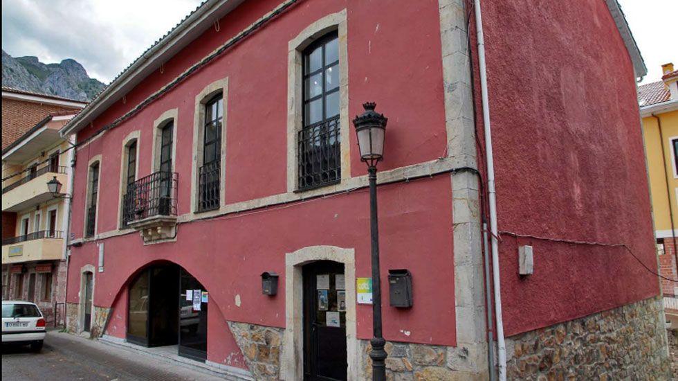 Cinema Ateneo Cabraliego, en Arenas de Cabrales