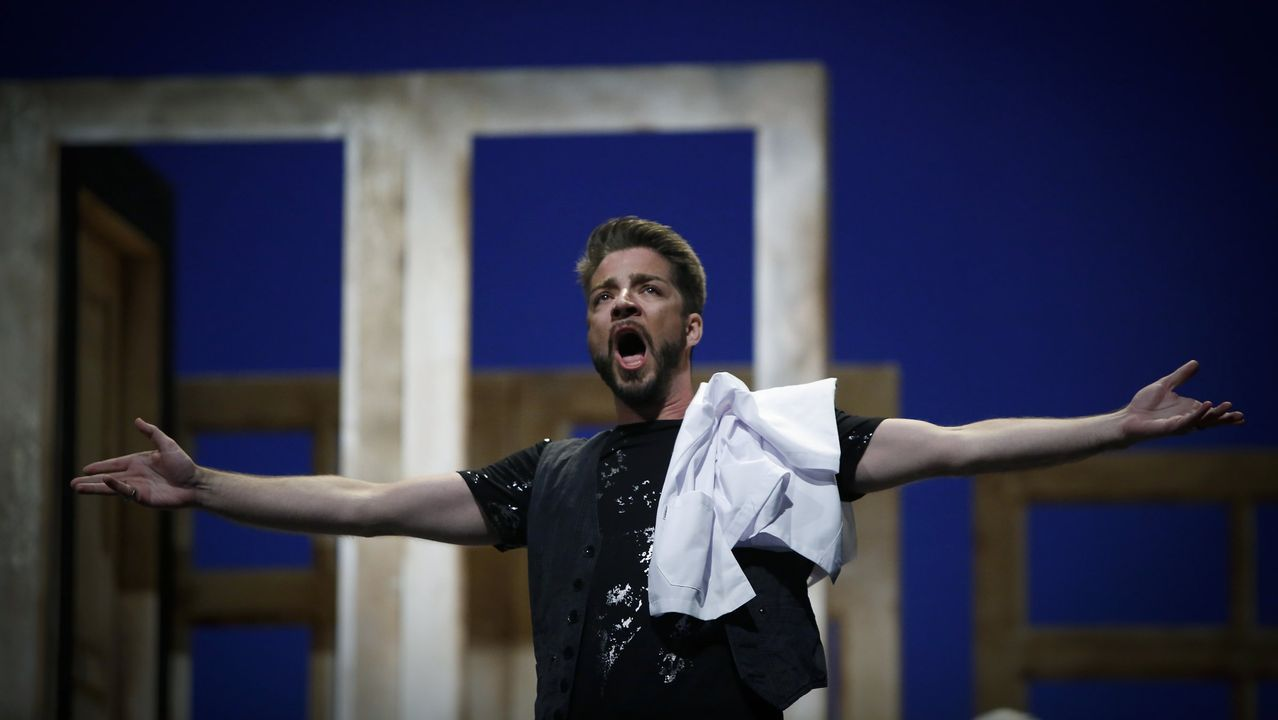 El barítono de Ortigueira es uno de los cantantes con más renombre en el mundo de la zarzuela