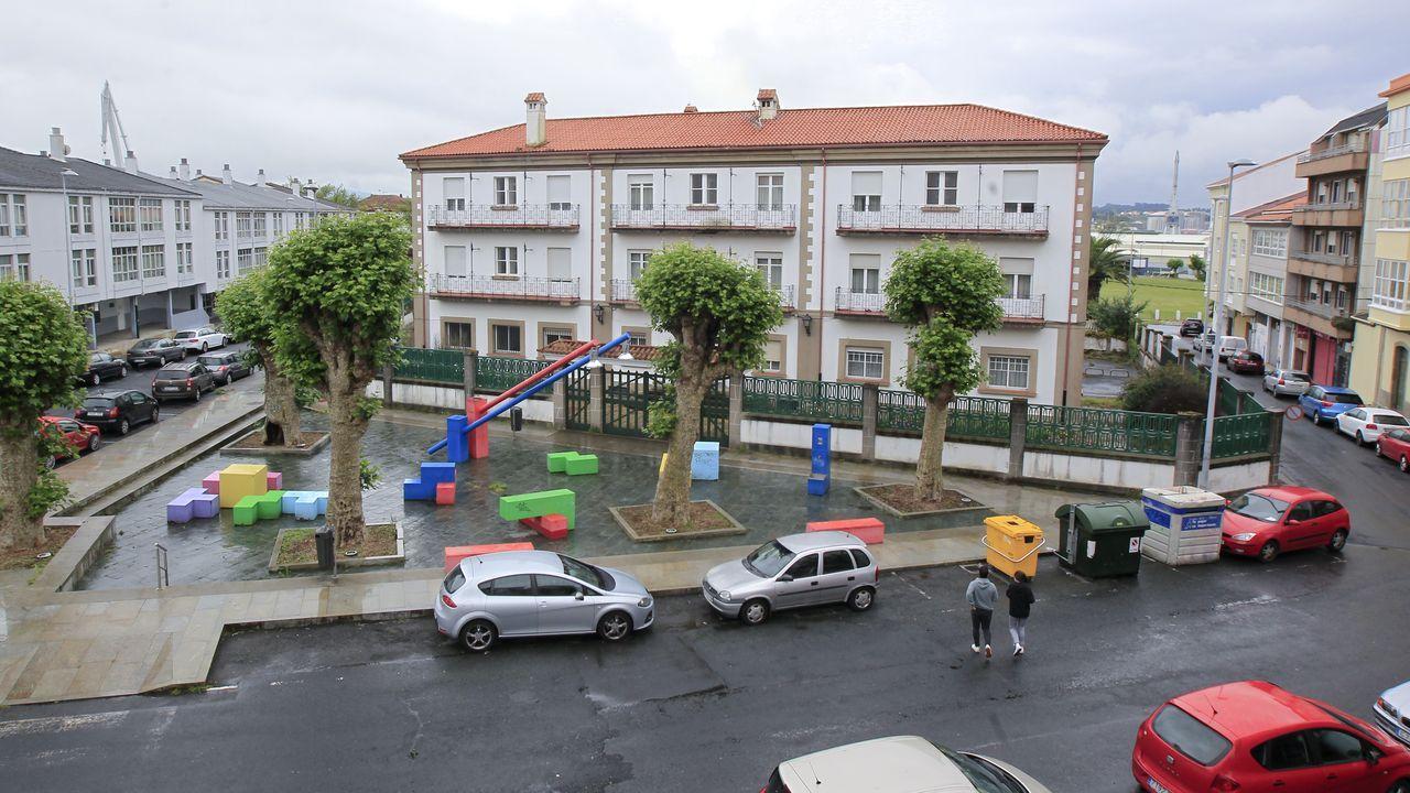 La antigua residencia de Batallones albergará despachos de profesores y oficinas