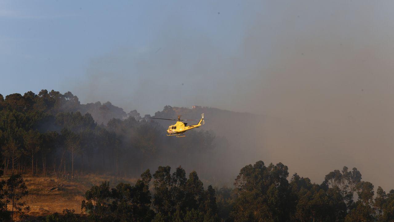 El accidente tuvo lugar en la A-6 a la altura de la localidad coruñesa de Abegondo