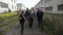 Visita a la fábrica de armas, ciudad de las TIC