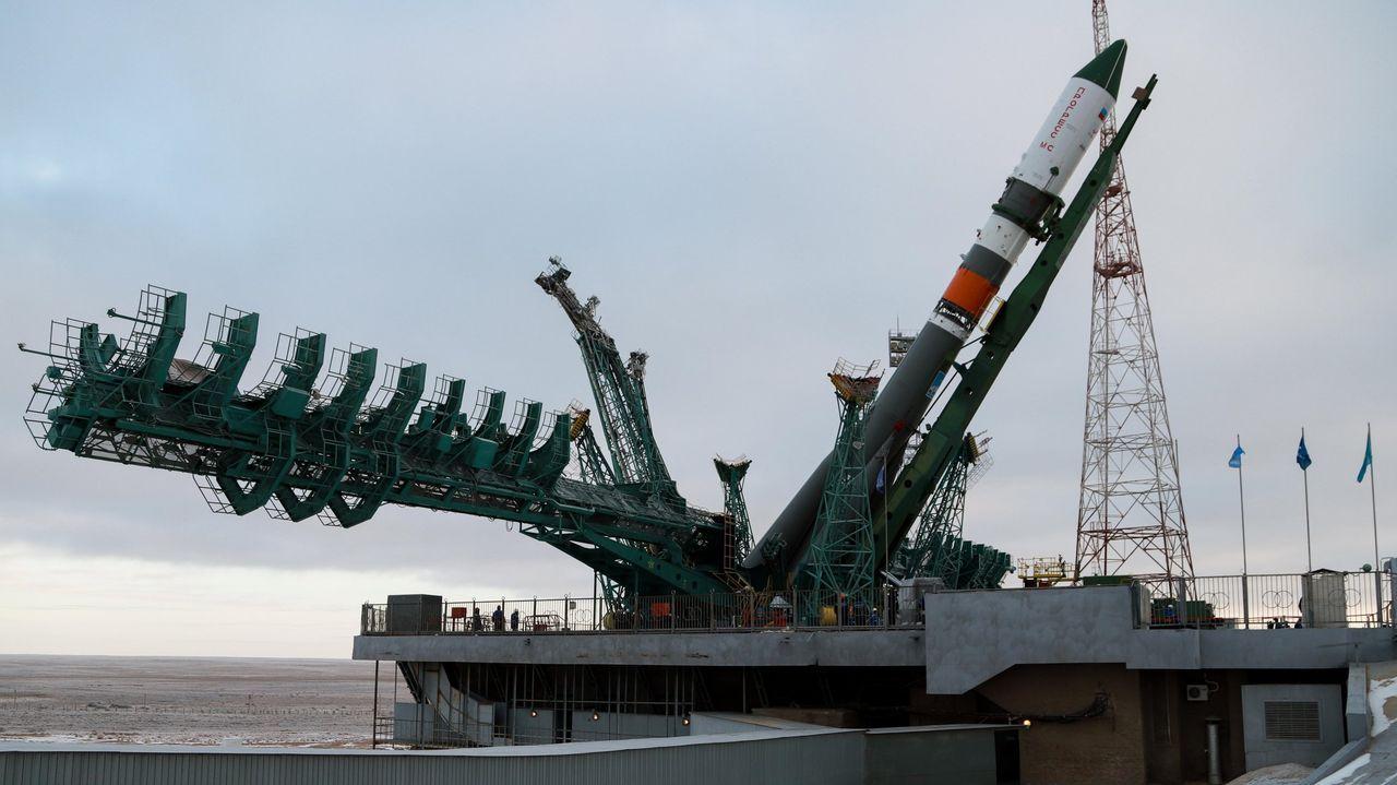 El carguero ruso Progress MS-16 ha partido rumbo a la Estación Espacial Internacional