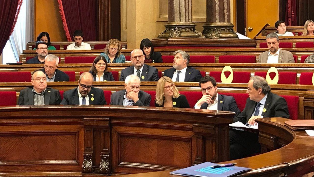 Marta Pascal, senadora del PDECat
