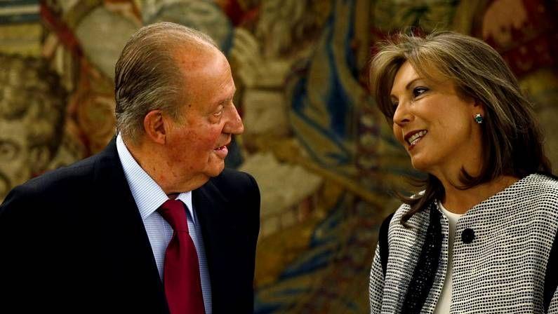 Felipe VI regresa a Portugal como rey.El Rey, en su última aparición pública en Zarzuela