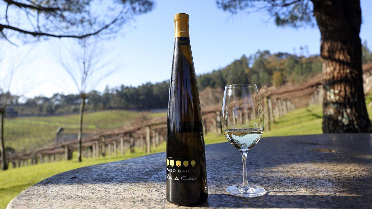 El vino es uno de los productos gallegos más exportados
