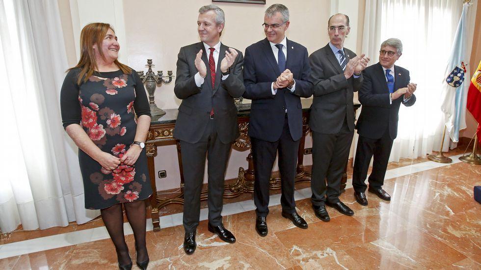 Ana Ortiz, nueva Subdelegada del Gobierno en Pontevedra