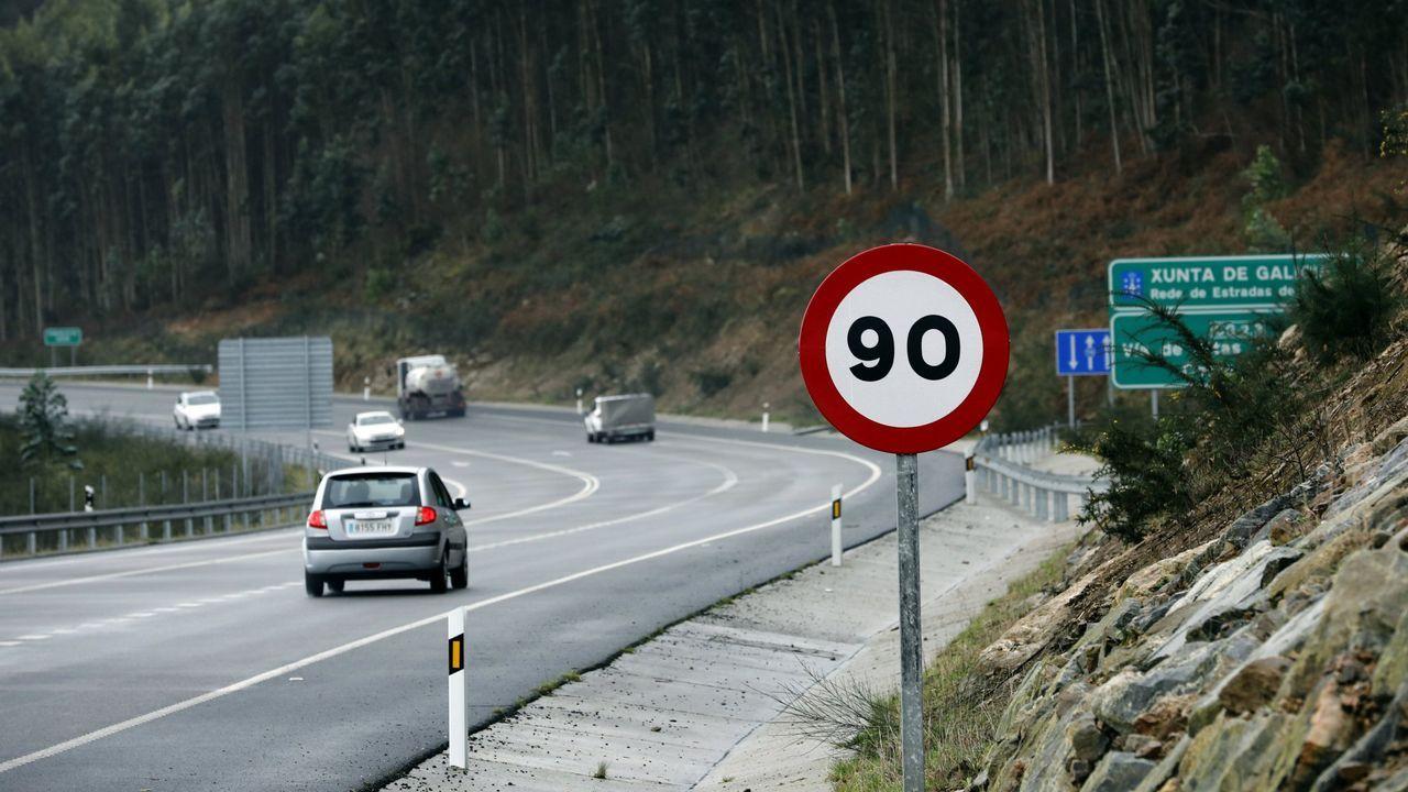 Los coches podrán incorporar sistemas que leen las señales y advierten al conductor si se superan los límites de velocidad