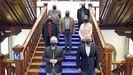 Recepción a los trabajadores jubilados de la Diputación de Ourense