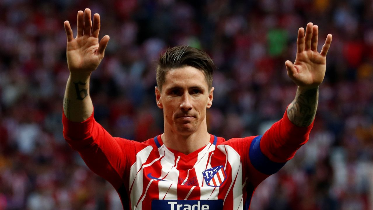 Así trabaja el «Profe Ortega».Fernando Torres, que milita en el Sagan Tosu, colgará las botas a finales de agosto