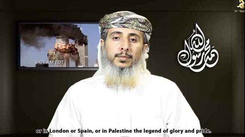 Uno de los líderes de Al Qaida en Yemen, reivindicando el atentado contra «Charlie Hebdo»
