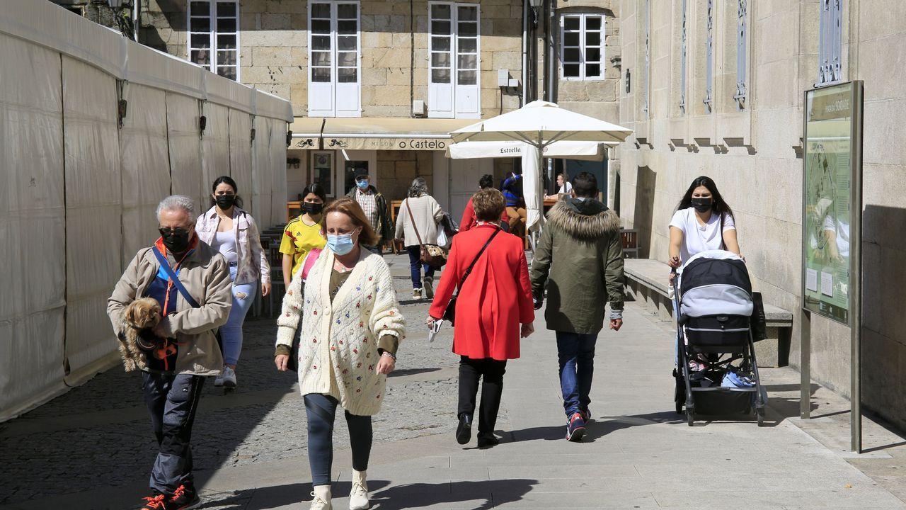 Lugo sale del Estado de Alarma con 228 contagiados en la provincia