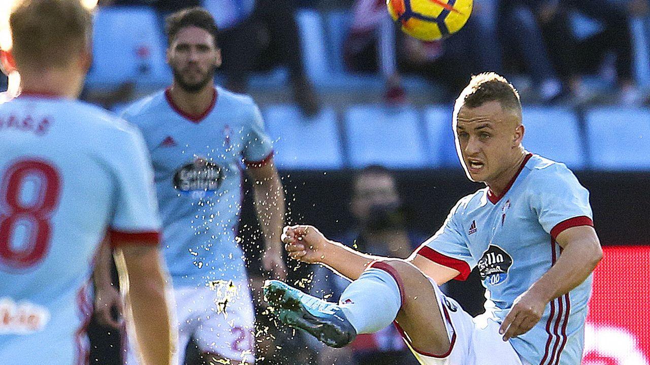Celta 3 - Athletic 1 (5 de noviembre)