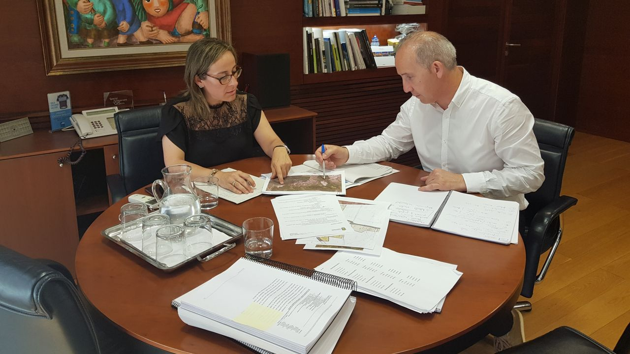 Juan Ramón Sanjurjo será el presidente de la asociación que está dando los últimos pasos legales para su formalización