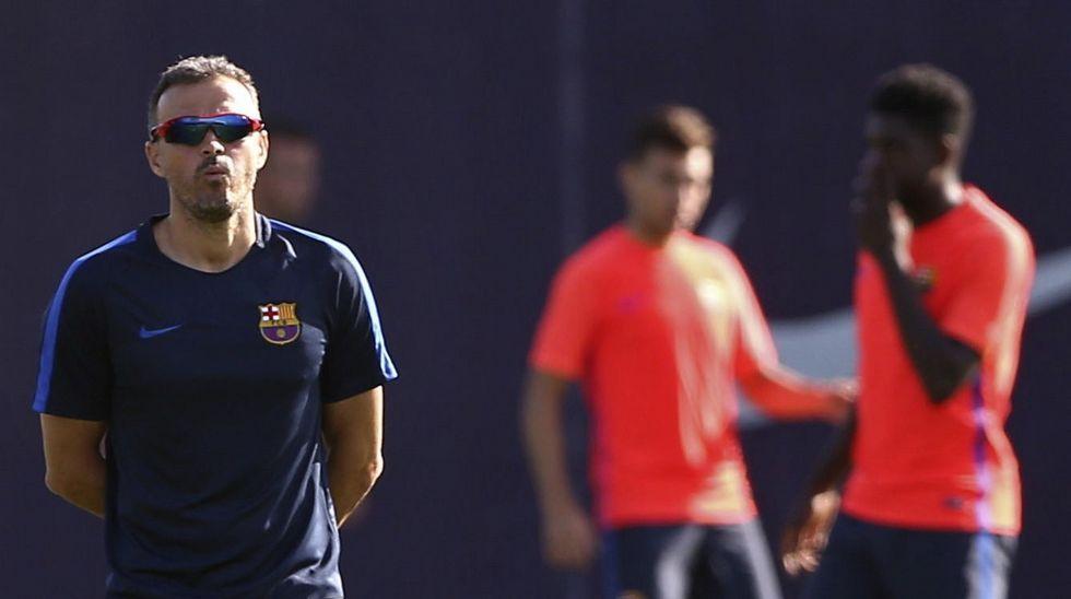 Luis Enrique y los peligros del Athletic