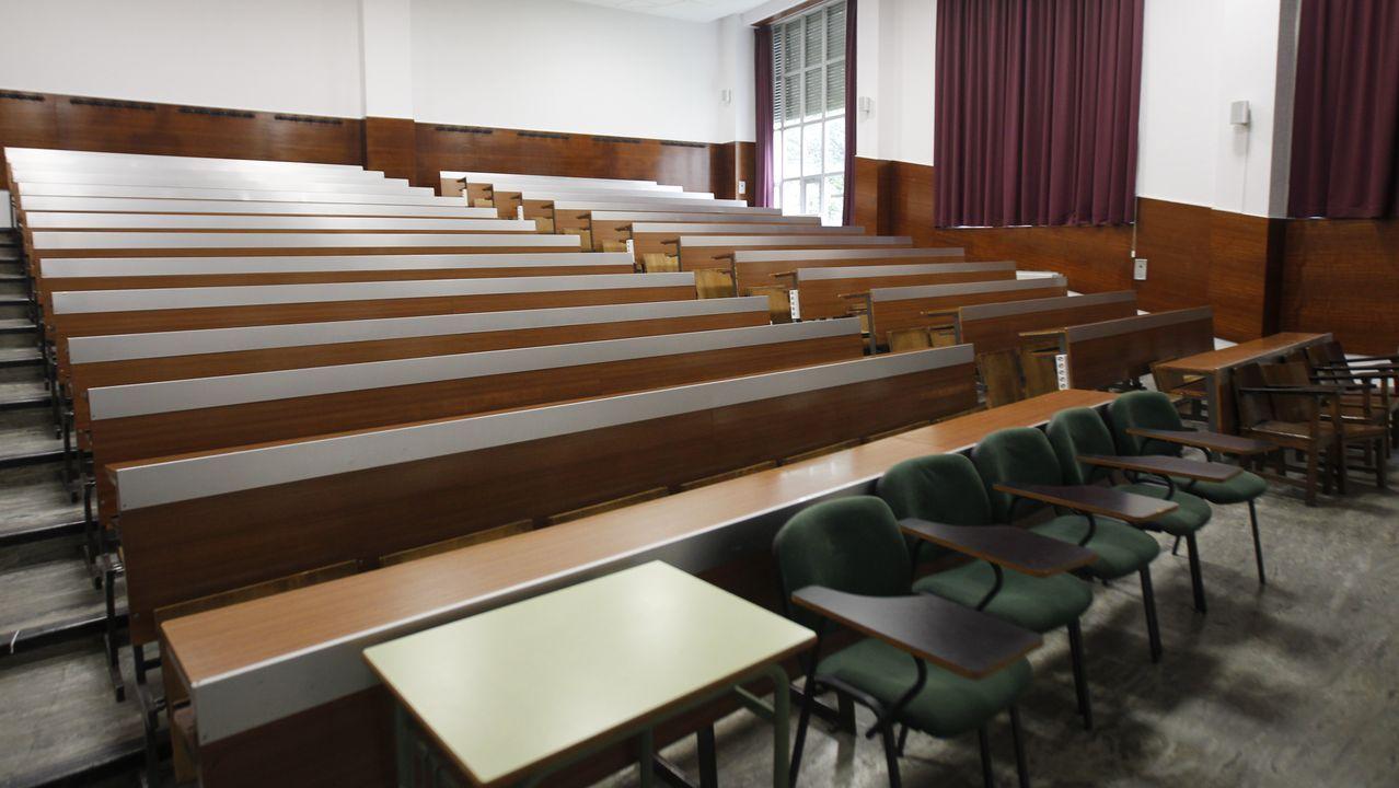 Biblioteca Intercentros do Campus de Lugo